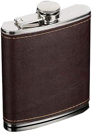 Sale Set of 3 x 7oz Stainless Steel Hip Flask Whisky Vodca Liquor Alcohol Bottle