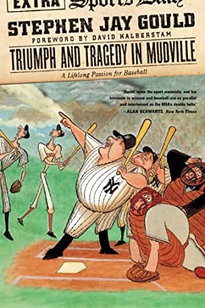 Amazon Com Triumph And Tragedy In Mudville A Lifelong border=
