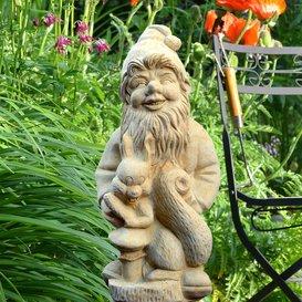 Jardín Grande de ensueño Enano de jardín de piedra–Walter