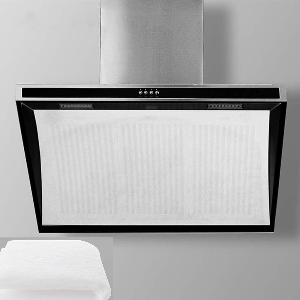 Angela 3-Piece Smoke Filter Range Campana Papel Hogar Cocina Limpieza Limpieza Cocina No Tejida Absorbente de Aceite con película de succión Pegatinas Anti-Aceite,L: Amazon.es: Hogar