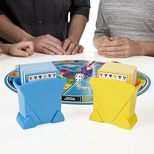 51jDS9Mwu1L - Hasbro Trivial Pursuit Family Edition Game, Game Night, Ages 8 and up