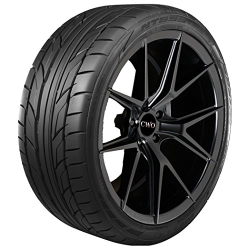 Nitto NT555 G2 Performance Radial Tire - 255/35ZR20 97W