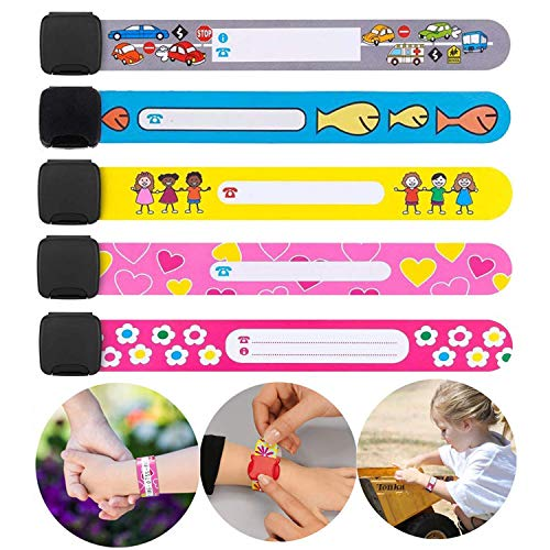 Yillsen Wristband Waterproof Bracelet Reusable product image