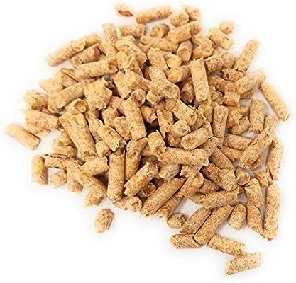 Wood Pellets Bee Smoker Fuel With Bonus Beekeeping Fire Starters 2 Pound Bag