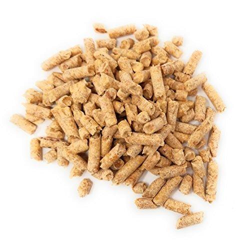 Wood Pellets Bee Smoker Fuel, With Bonus Beekeeping Smoker Fire Starters, 2 Pound Bag
