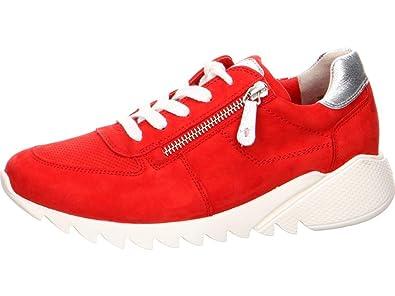 Paul Green Damen Sneaker Größe 36 EU Rot (rot):