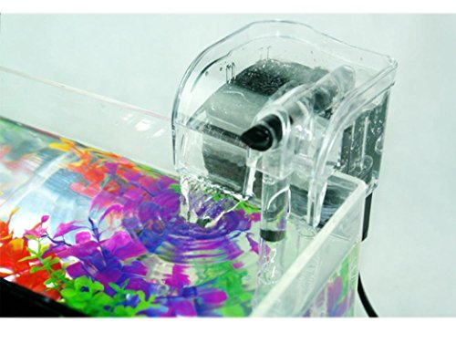 Oksale 220v 120l h biological aquarium fish tank water for Aquarium 120l