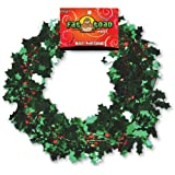 Axiom International 347GAR-54 Wire Garland, 25-Feet, Holly Leaves