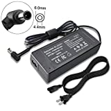 TECHEER 19.5V 4.7A Adapter Charger Compatible with Sony VAIO VGP-AC19V37 VGP-AC19V61 VGP-AC19V33 VGP-AC19V20 VGP-AC19V10 VGP-AC19V12 PCG-4121Gl PCG-61A14L PCG-91311L VPCF236FM VGN-CR240E VGP-AC19V19