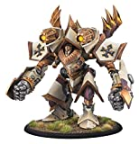 Privateer Press Judicator/Revelator: Protectorate of Menoth Colossal Kit (Plastic) Miniature Game Model