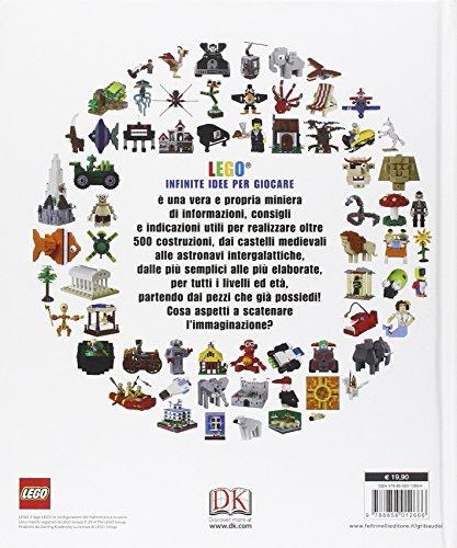 Infinite idee per giocare. Lego. Ediz. illustrata 2 spesavip