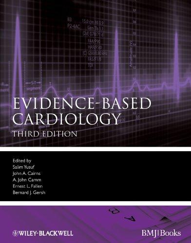 Evidence-Based Cardiology (Evidence-Based Medicine) Pdf