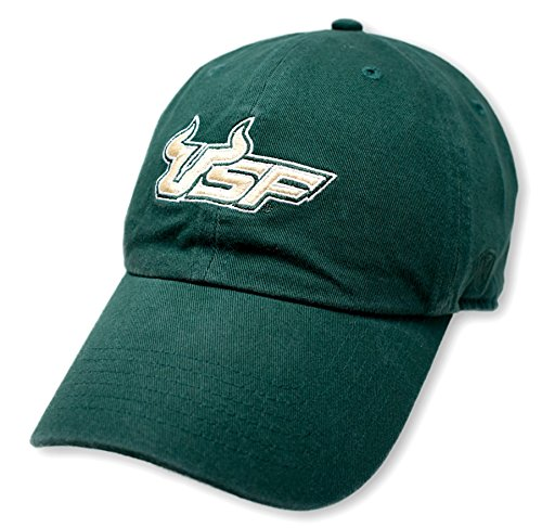 - Top of the World South Florida Bulls Men's Hat Icon, Green, Adjustable