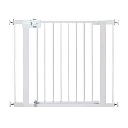 """Home Adjustable Baby Safety Gate Door with Easy Locking System 29/"""" x 30/"""" US"""