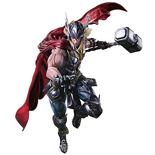 Square Enix Marvel Universe Thor Variant Play Arts Action Figure by Hitoshi Kondo