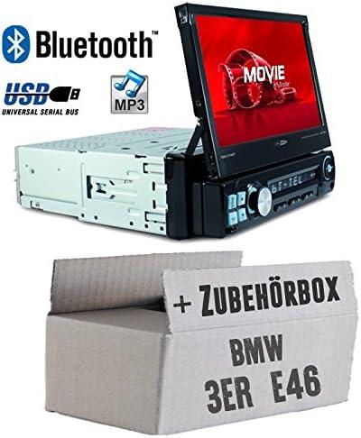 Autoradio Radio Caliber Rmd574bt Bluetooth Mp3 Usb Sd 7 Tft Einbauzubehör Einbauset Für Bmw 3er E46 Just Sound Best Choice For Caraudio Navigation
