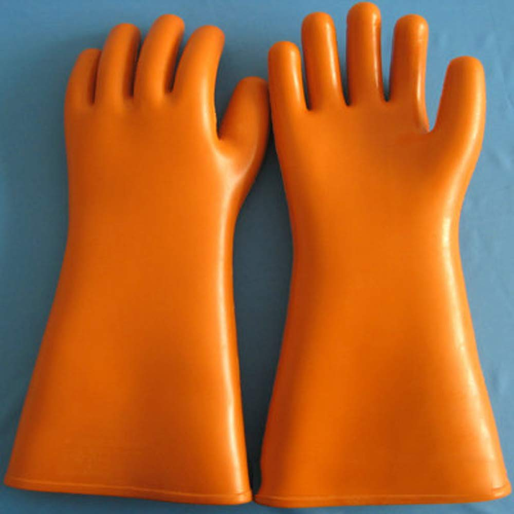 FACAI 35KV high voltage insulated gloves