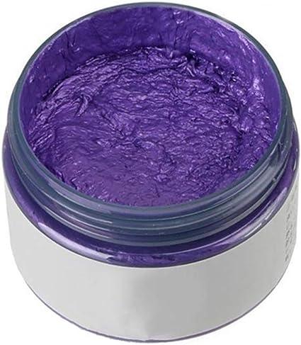 vimbhzlvigour Crema para colorear el cabello, desechable DIY ...