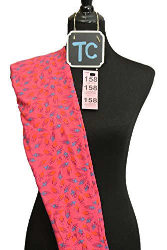 46b39180020b2 Lularoe Mystery Print Grab Bag Tall and Curvy (TC) Leggings