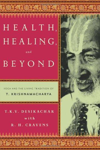 Health Healing Beyond Tradition Krishnamacharya product image