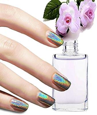 Amazon.com: PrettyDiva - Polvo de uñas con efecto espejo y ...