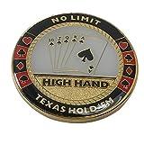 High Hand Award Poker Trophy Poker Weight