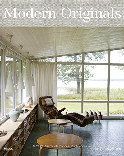 Modern Originals: At Home with MidCentury European - Fashion European Modern