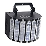 LaluceNatz DJ Lights with 30W Multicolor LED Beams by IR Remote and DMX...