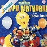 Happy Birthday From Sesame Street