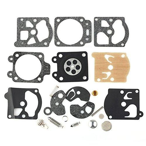 - Maslin WA WT Series Carburetor Carb Rebuild Kit Diaphragm Gasket for Walbro K10-WAT Edger Blower Chainsaw