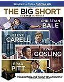 The Big Short [Blu-ray + DVD + Digital HD]