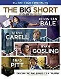 The Big Short [Blu-ray + DVD + Digital HD]