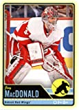 2012 /13 Upper Deck O Pee Chee #275 Joey MacDonald NHL Hockey Card