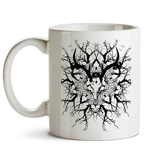 Pagan mandala Mug -