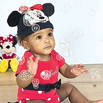 Disfraz de Minnie Mouse para bebé, 12 – 18 meses: Amazon.es: Bebé