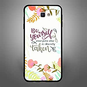 Samsung Galaxy J7 Prime Be Yourself Everyone else is Taken