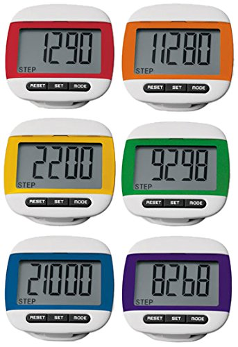 MAC-T PE08013 Digital Pedometer, 2