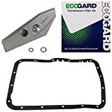 ECOGARD XT1197 Transmission Filter Kit for 1989-2011 Ford Ranger, 1989-1997 Aerostar, 1991-1999 Explorer, 1989-1993 Mustang, 1989-1990 Bronco II, 2002 Explorer Sport Trac | 1994-2009 Mazda B4000