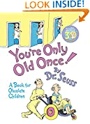 Dr. Seuss (Author) (1030)  Buy new: $17.99$8.83 381 used & newfrom$1.39