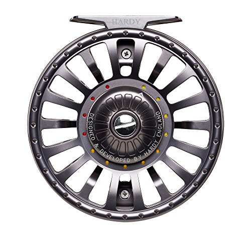(Hardy Hrexdst010 Fortuna XDS Reel Fly Reels)