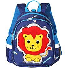 Zahara Cartoon Preschool Backpack for Kids,Little Toddler Mini Cute Bag