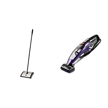 Bissell Sweeper and Hand Vac Bundle
