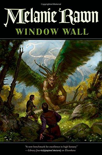 Window Wall (Glass Thorns)