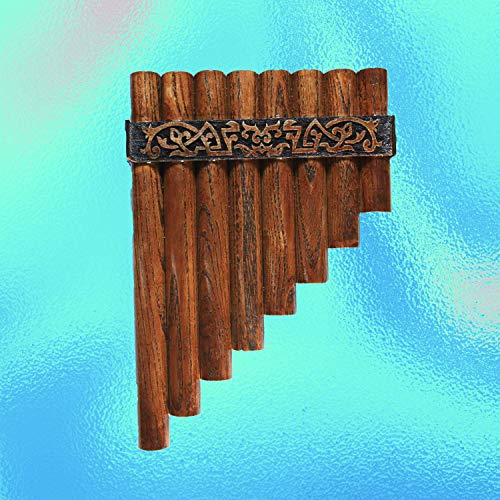 Professional Pan Flute .Original handmade .Made of natural wood . Ethnic, folk music. Best gift.