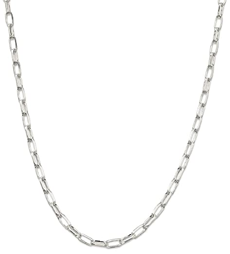 Fine Jewelry Sterling Silver 20 Inch Chain Necklace vsSZXEq