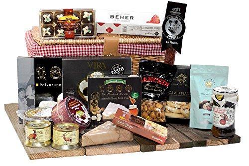 07910d98e39e Luxury Gourmet Spanish Christmas Hamper: Amazon.co.uk: Grocery
