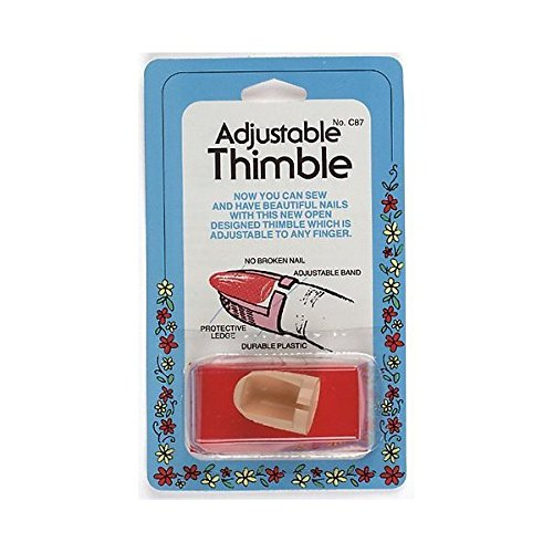 Plastic Thimble-adjustable