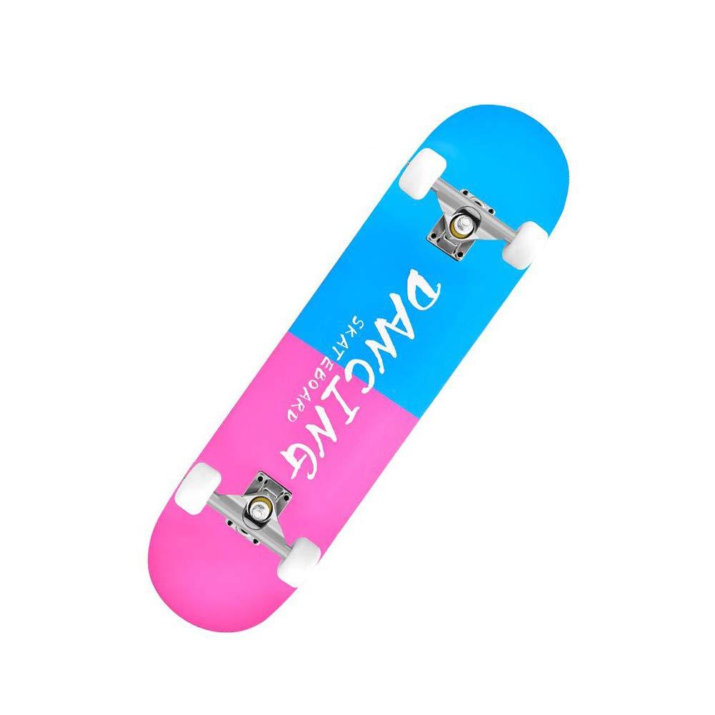 愛用 ZX 4ラウンド スケートボード : スクーター B07H2DBH36 初心者 子供 若者 ハイウェイ スケートボード アダルト ブラシストリート ダブルチルト 光る スクーター (色 : Fresh) B07H2DBH36 Fresh, キャットネット パソコンショップ:c9e9e170 --- a0267596.xsph.ru