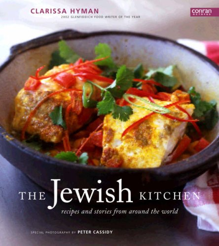 The Jewish Kitchen: Recipes and stories from around the world by Clarissa Hyman