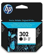 HP 302 F6U66AE cartouche d'encre authentique - Noir